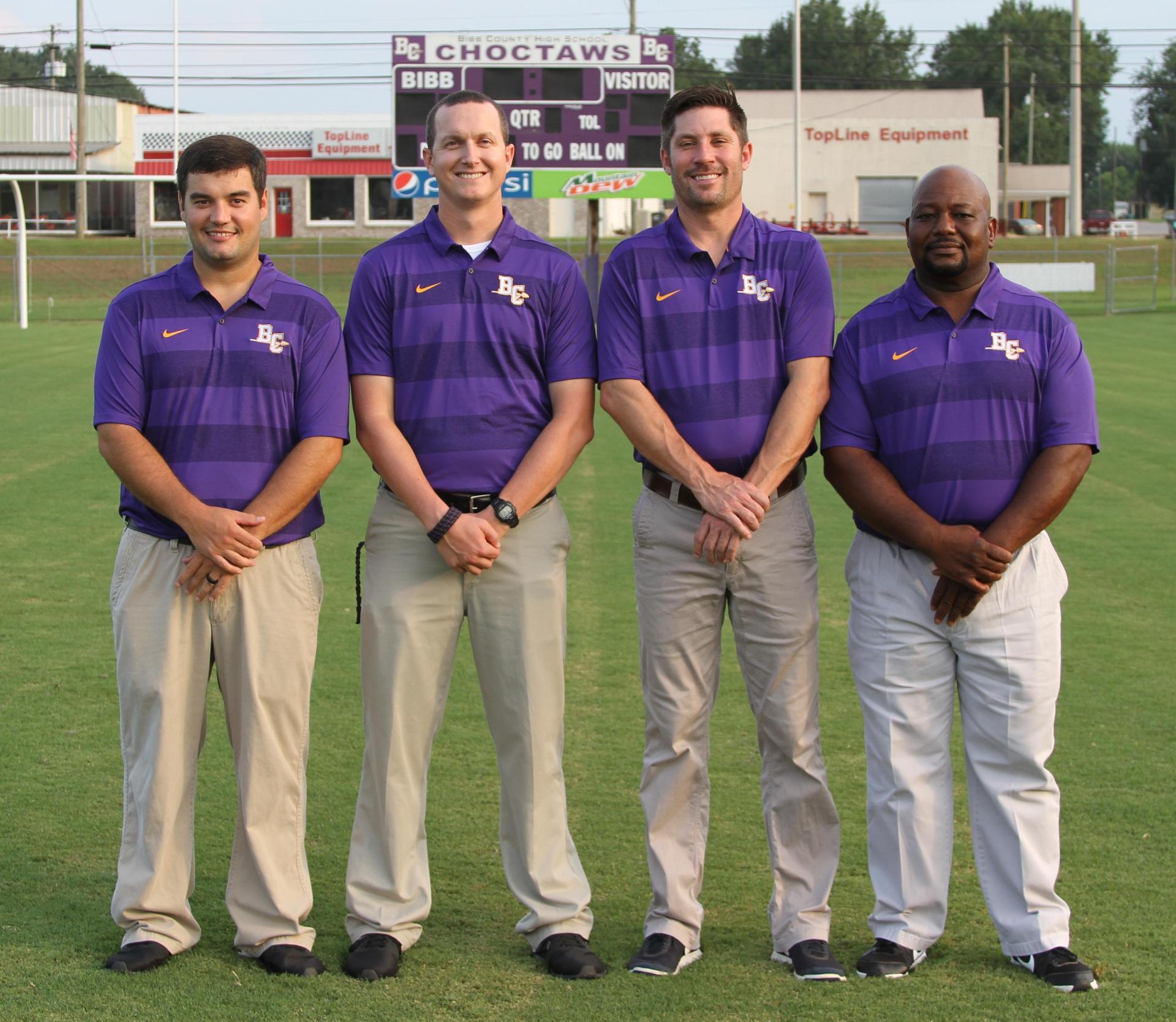 Junior High Coaches