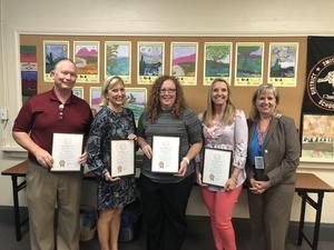 Principals Month Proclamation