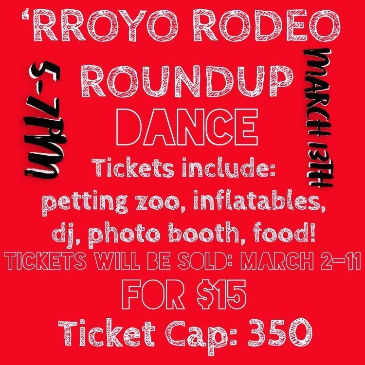 Seco Rroyo Round Up