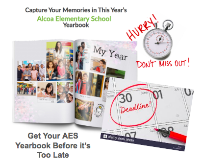 Deadline to Order Yearbook is March 30th Featured Photo