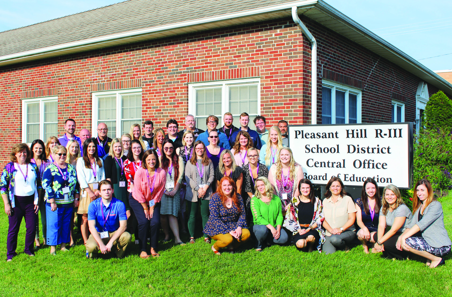 New staff to join PH School District this fall