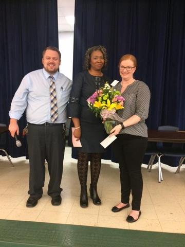 Congratulations to NHMS Teacher of the Year, Mrs. Kristen Kingen! Featured Photo