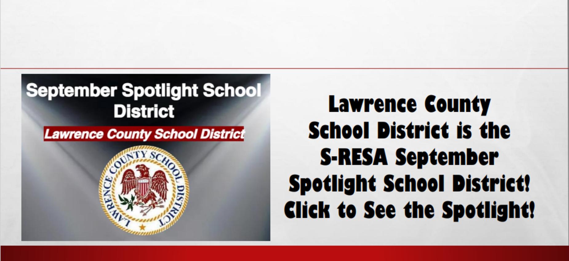 S-RESA Spotlight