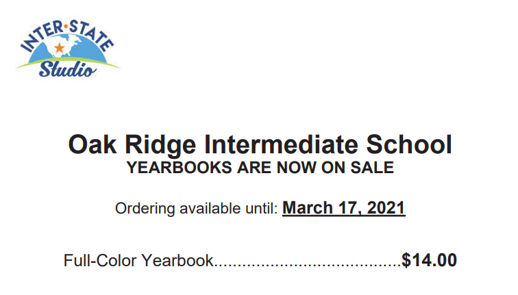 Oak Ridge Yearbooks Featured Photo