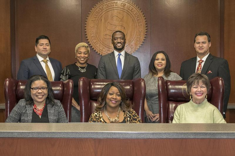 Sheldon ISD Trustees Selected as a Finalist for Outstanding School Board Featured Photo