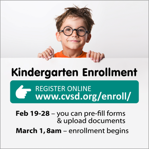 Kindergarten Enrollment graphic