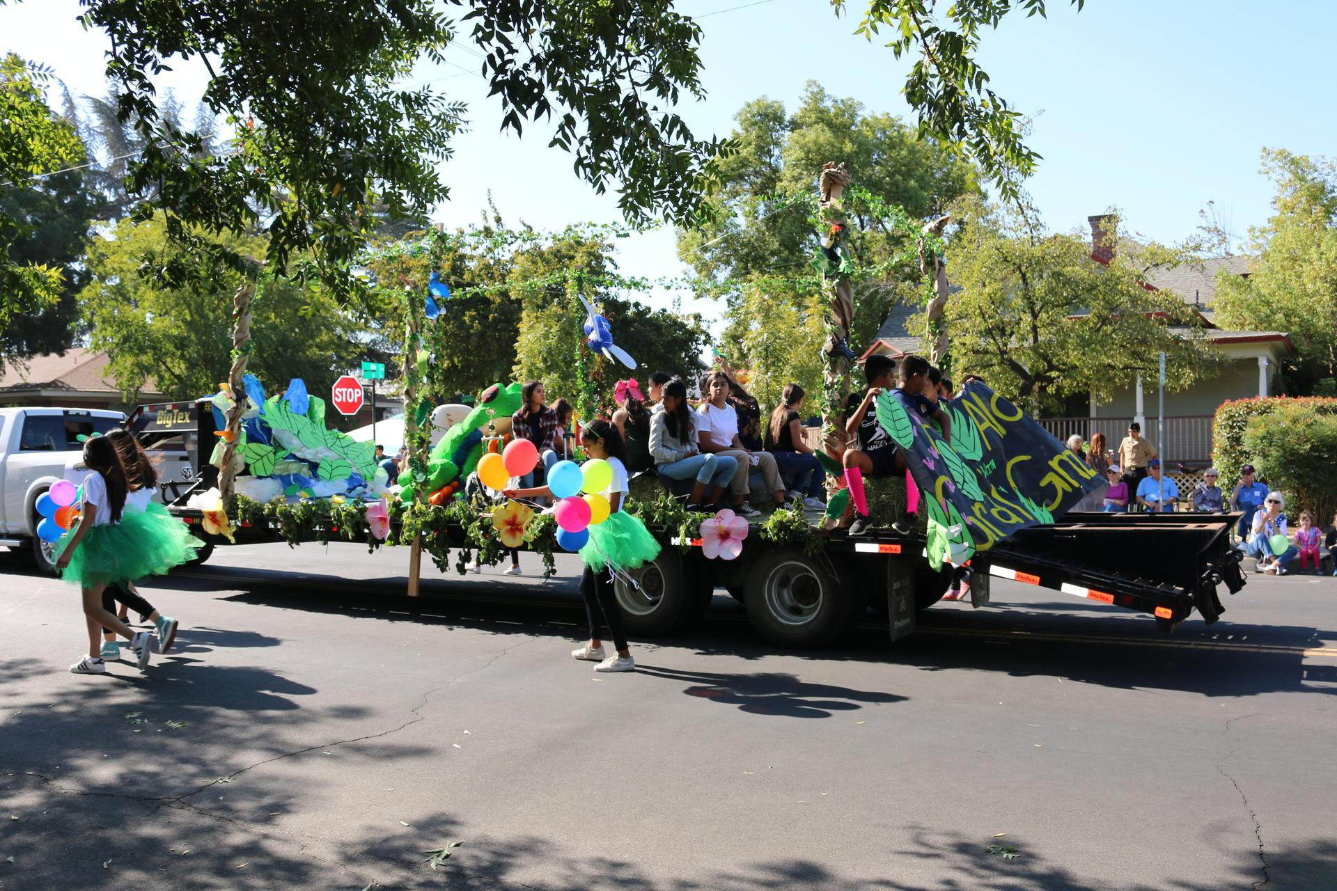 Fiesta Float Parade