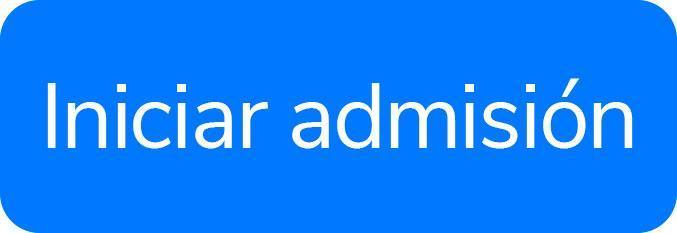 Iniciar admisión