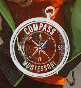 Transparent Compass