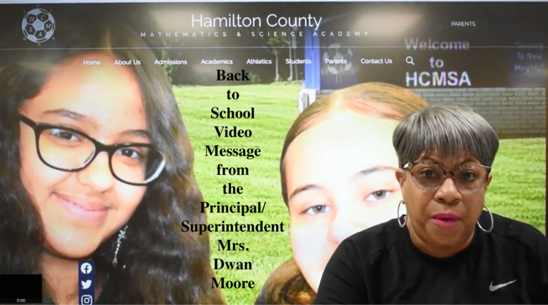 HCMSA Back To School Announcement Featured Photo