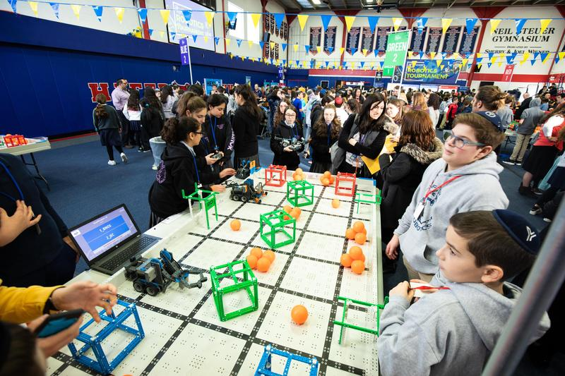 CIJE Robotics Competition Featured Photo