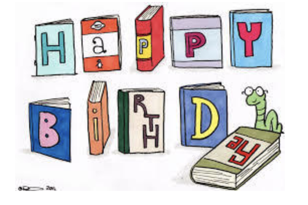 Birthday Books! Thumbnail Image
