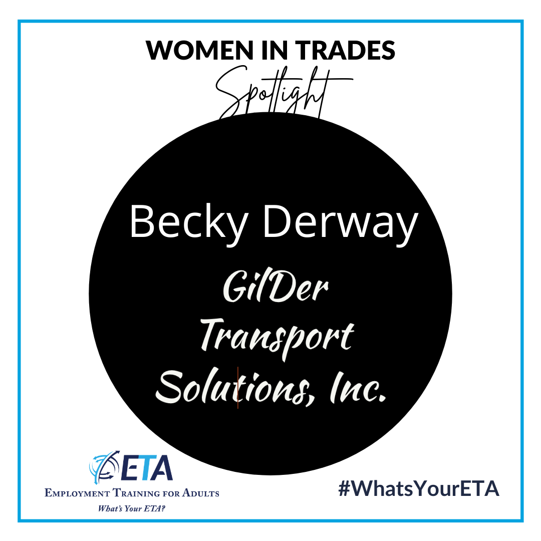 Women in trades, CDL instructor