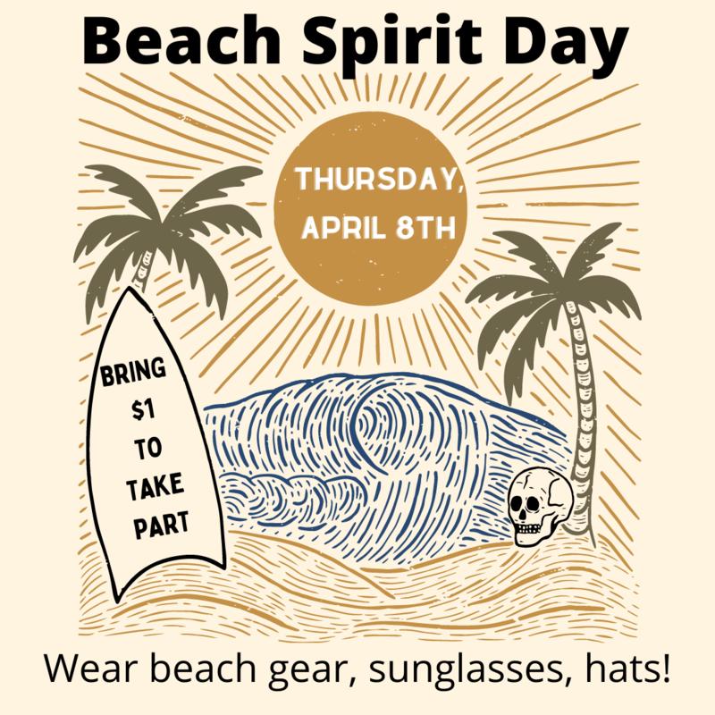 Beach Spirit Day