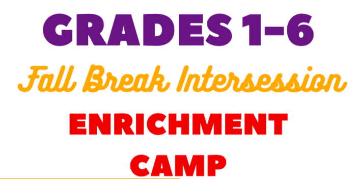 RIMSD#41 Fall Intersession Enrichment Camp Featured Photo