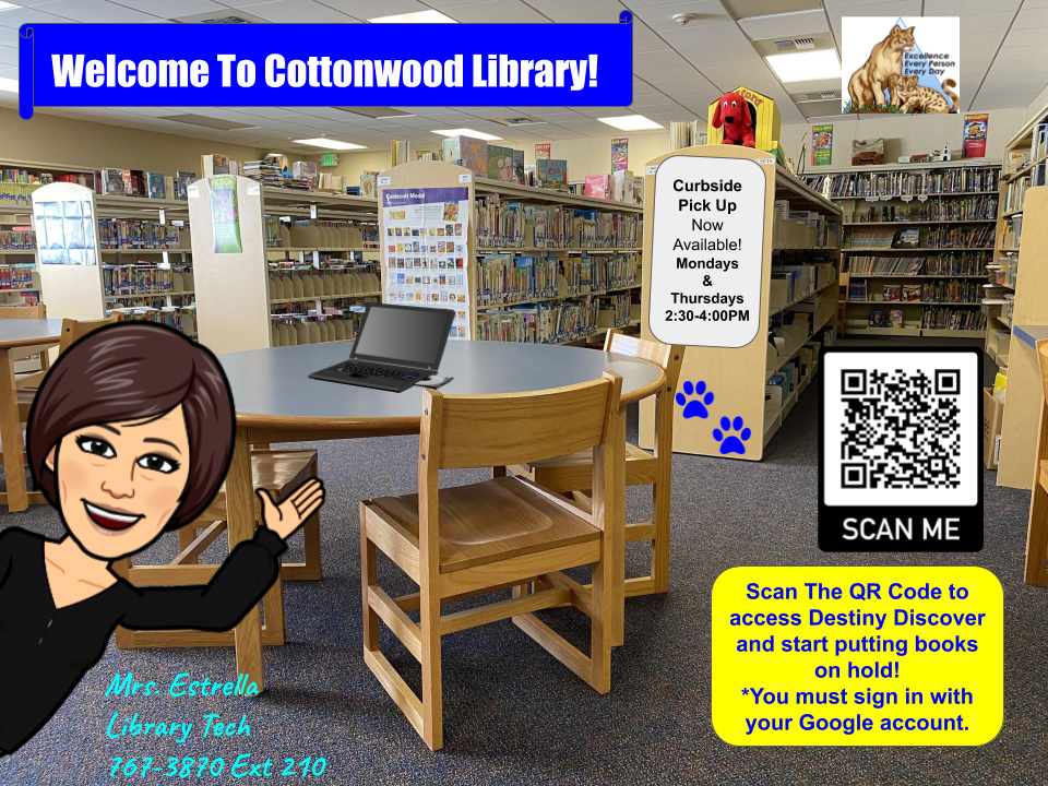 Bitmoji Library with QR Code for Check-Out