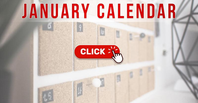January 2021 PTA Calendar Now Available