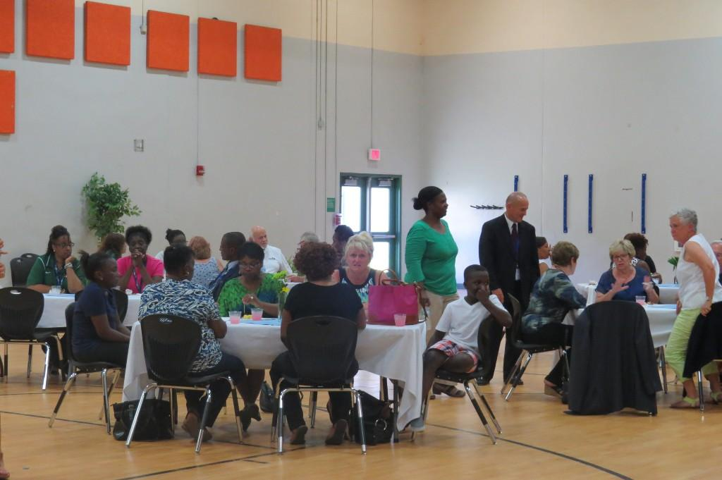 Superintendent's Reception 2016-17