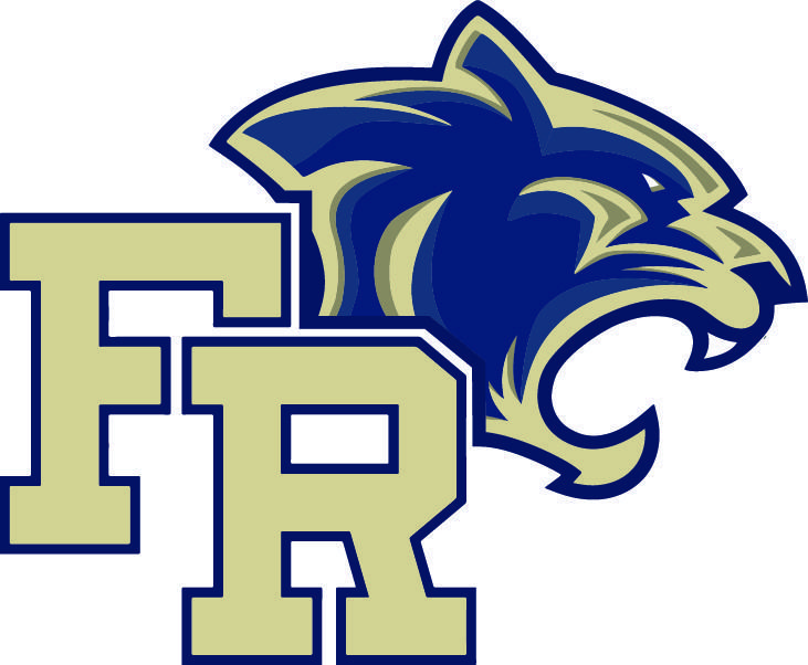Franklin Regional Panther and FR official logo
