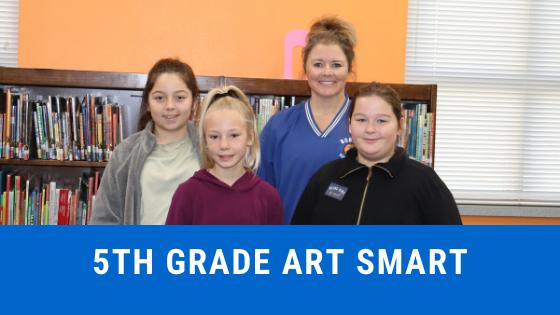 5th grade art smart