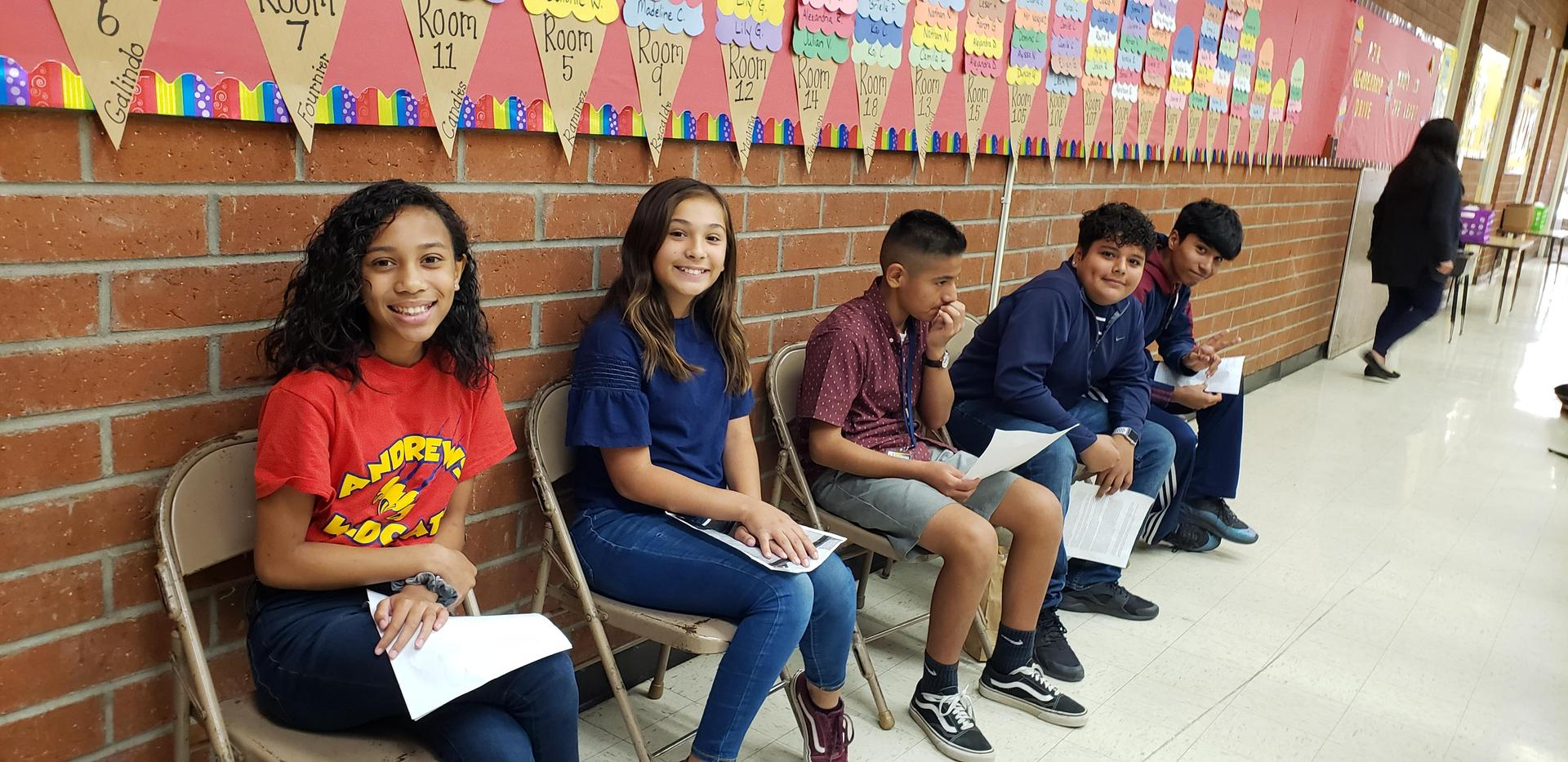 ASB 2019-2020 Election Pictures
