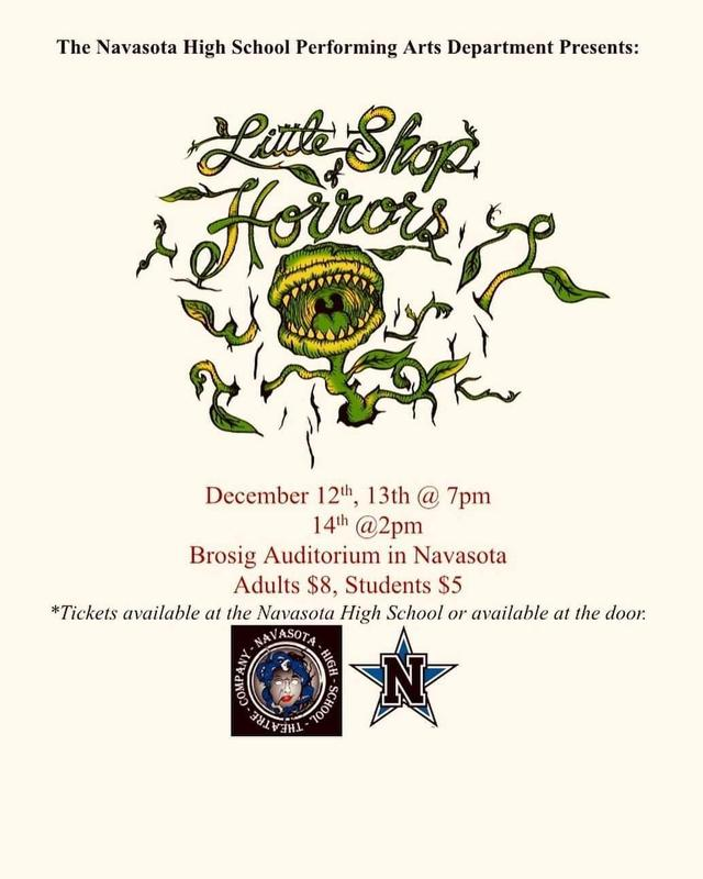 NHS Fine Arts Presents: Little Shop of Horrors Featured Photo