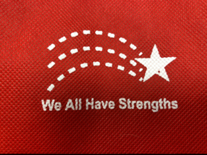 Logo - We All Have Strengths