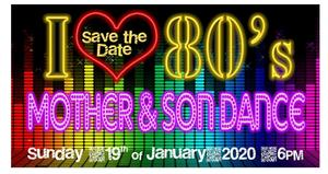 2020 Mother & Son Dance