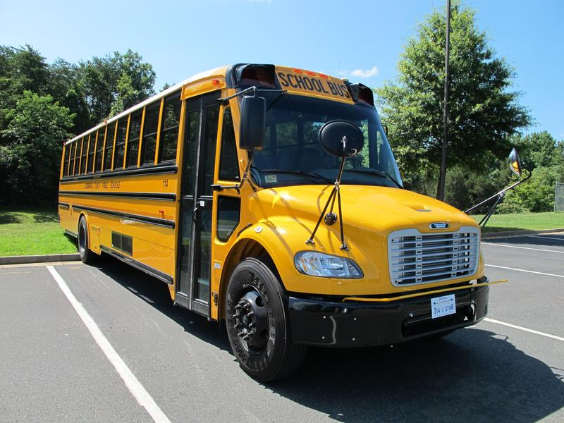 Bus transportation for the 2021-2022 school year Thumbnail Image