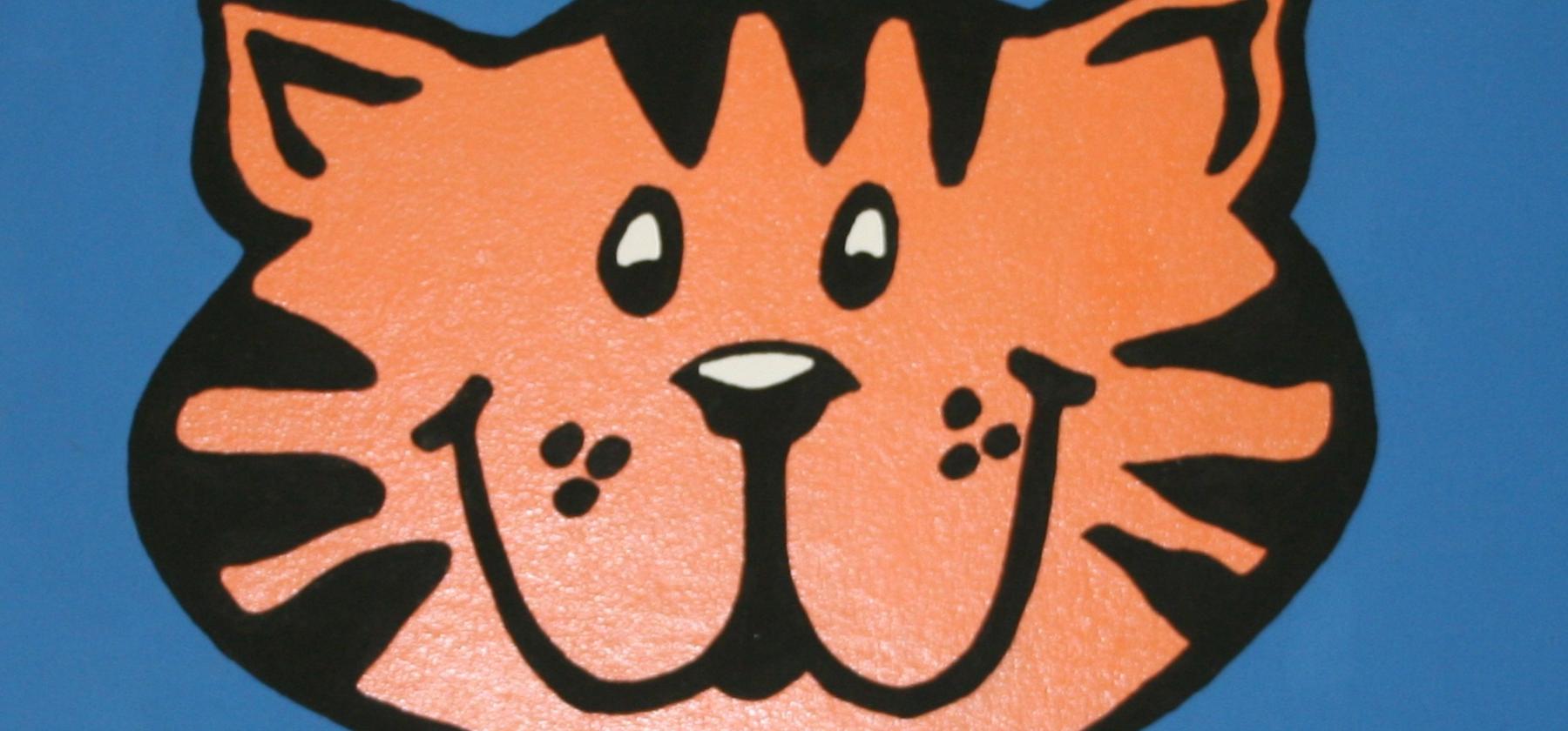 WES tiger logo