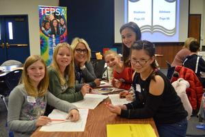 Students at TEPSA