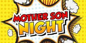 Mother son night