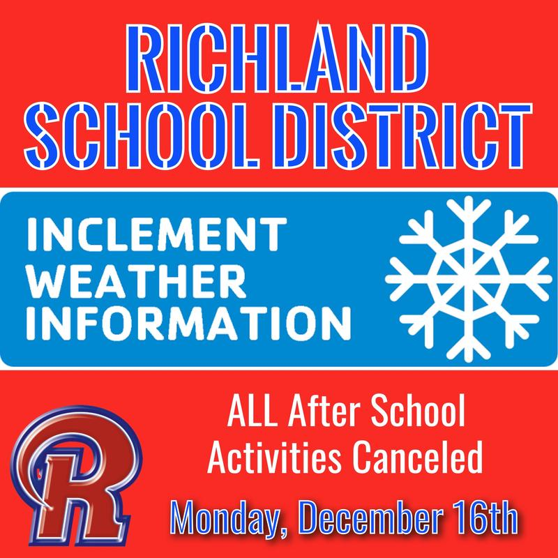 RSD WEATHER ALERT Featured Photo