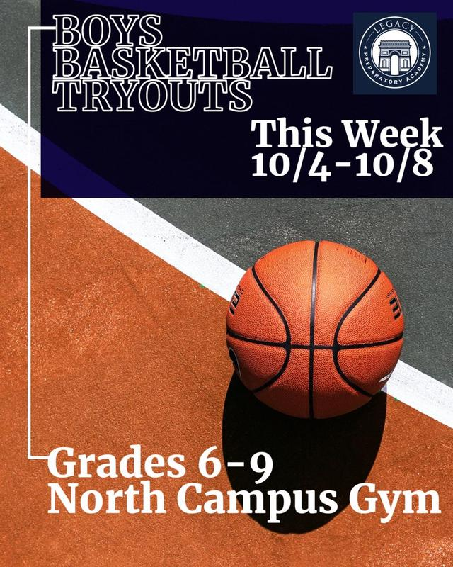 boys basketball team tryouts this week
