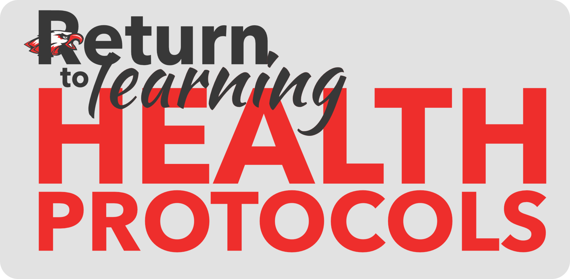 health protocol banner