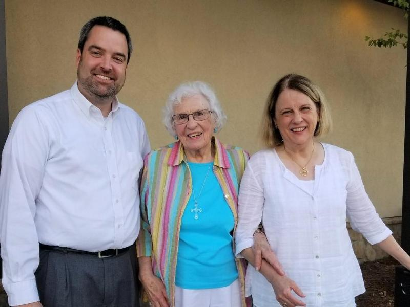 Remembering Carolyn Hale, co-founder of St. Timothy's School.