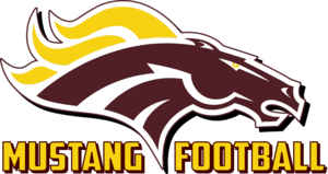Mustang Head Mustang Football 2016.png