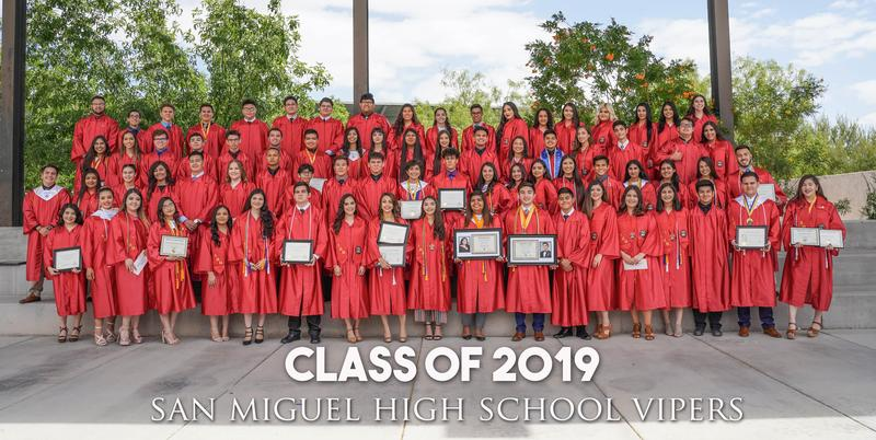 Senior Class Featured on KGUN9 Thumbnail Image