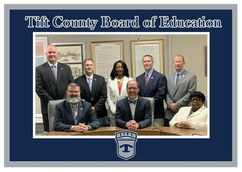 Tift County Board of Education February Meeting Featured Photo