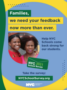 Take the 2020-21 NYC School Survey NOW! Featured Photo