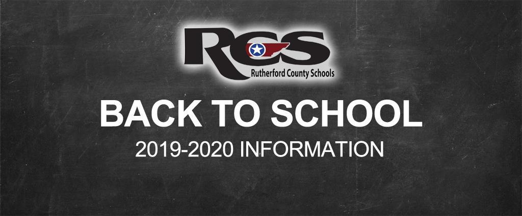 Rutherford County School Calendar 2020-2021 Resources & Information for Parents – For Parents – Rutherford