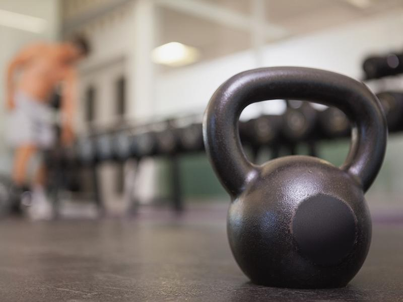 Kettle bell picture