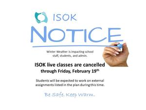 2021.02.17-19 Severe Weather - Classes Cancelled - ISOK.jpg