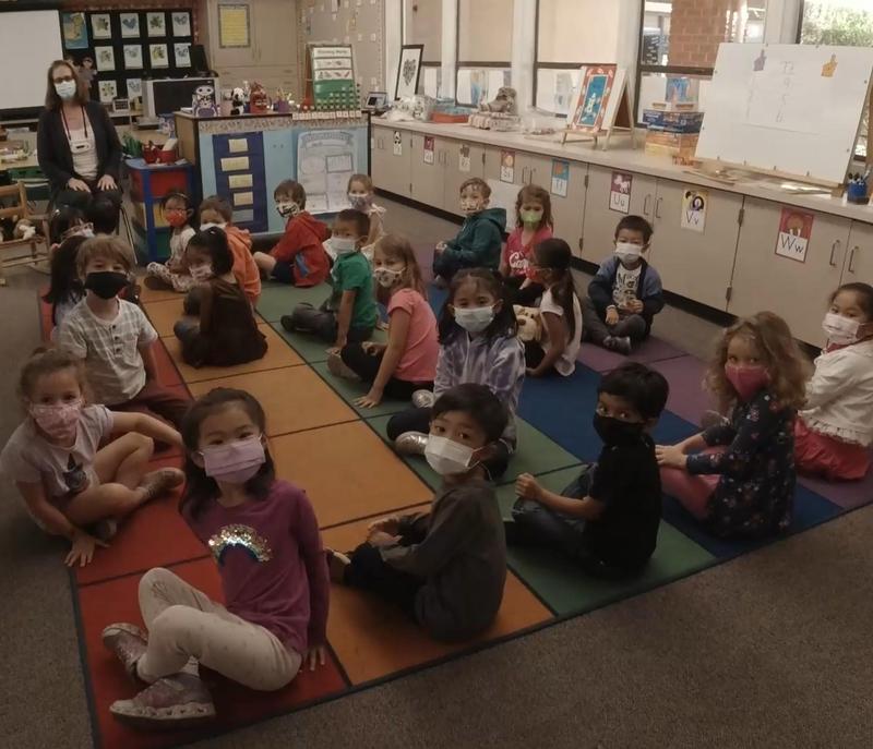 Kindergarten Start-of-Day