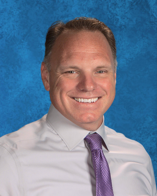 Principal Justin Mayernik