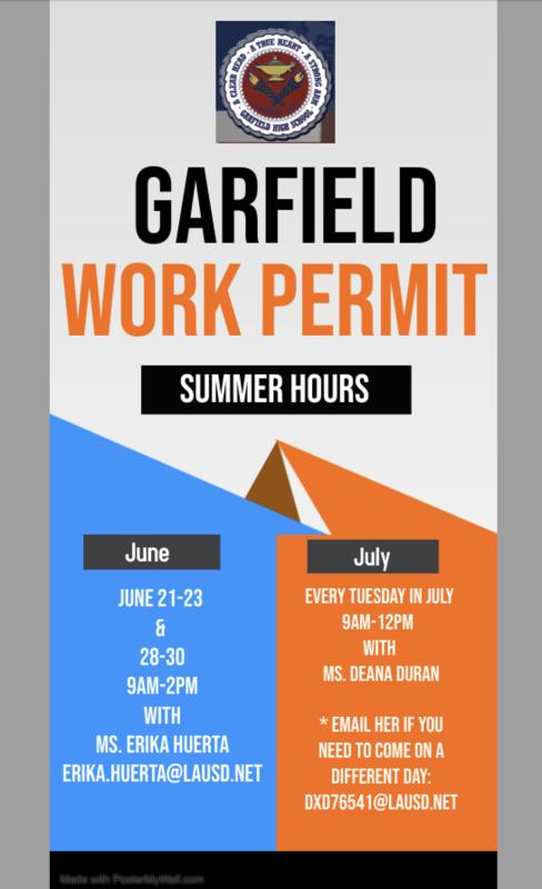 GHS Work Permit