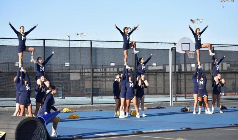Marina Vikings Cheerleaders