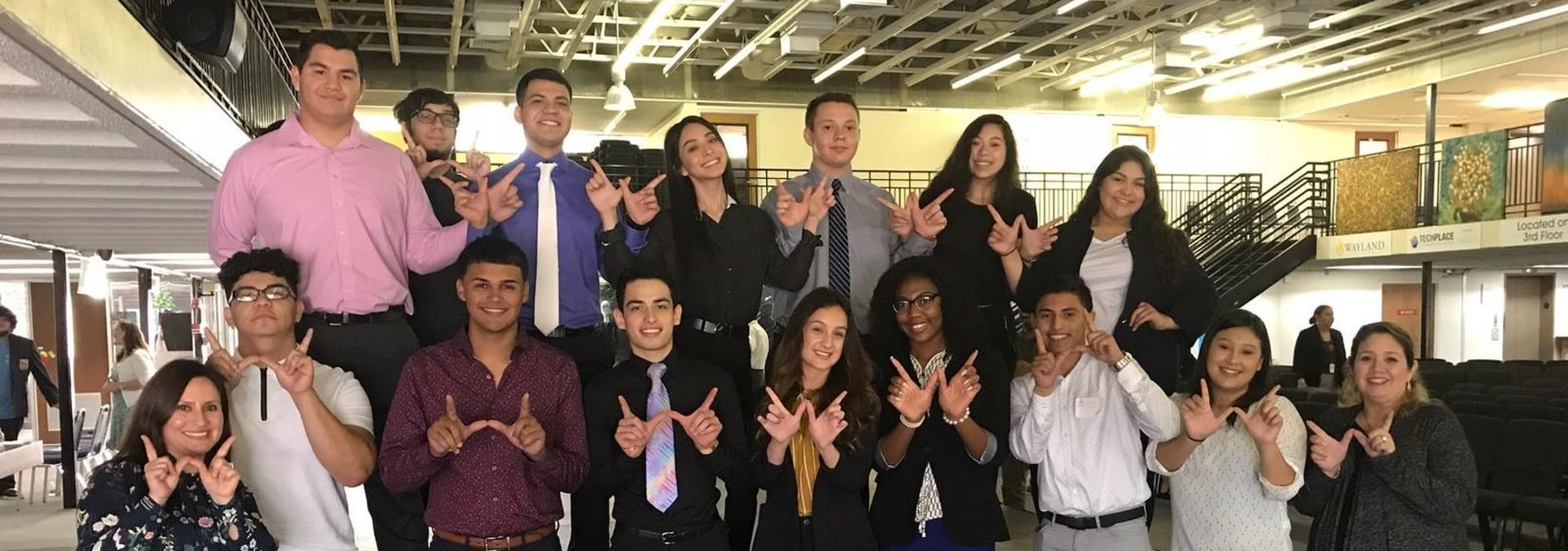 CTE RHS 2018-2019 Apprenticeship Students