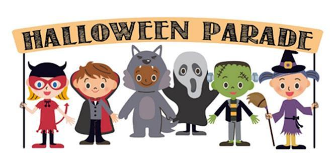 Halloween Parade & Parties Featured Photo