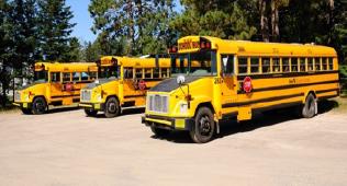 DPISD Busses